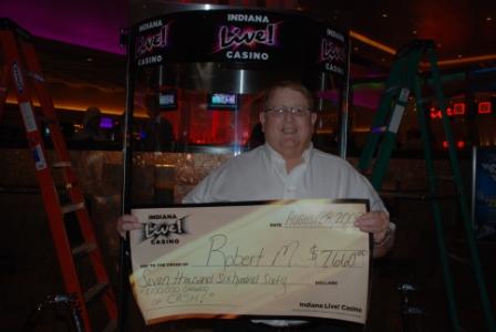 live casino winners