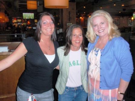 Holly (Bar Louie), Michelle (Jack Daniel's) & Cheryl (Belterra)